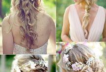 Svatba-Účesy