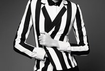 Black & White Stripes / The bold statement pieces you need in your life!
