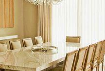 Projeto da sala de jantar