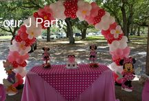 Minnie Mouse decoration
