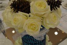My Designs: Rosie's Floral Boutique / Wedding bouquets, boutonnieres, corsages and arrangements! / by Rachel Rosenbaum