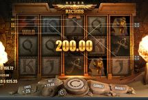 River Of Riches online slot / Egyptian Indiana Jones like theme- River Of Riches is a 5 Reels 25 Paylines video slot