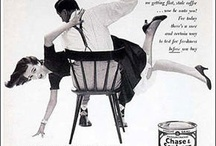 Ludicrous Vintage Ads / by Alice Schow Bowman