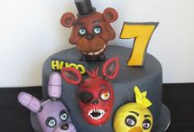 Bolos Five Nights at Freddy's