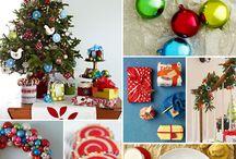 Christmas boards / Idee per decorare il vostro Natale