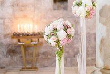 allestimento chiesa matrimonio