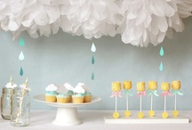 Amber's Baby Shower Ideas / by Danielle Bayer