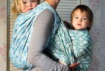 Babies im Tragetuch - Baby wearing / Alles über Tragetücher. Anleitungen zum Binden von Tragetüchern. Interessante Artikel und inspirierende Fotos.