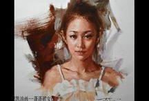 Art Zhu Kai Master Artist