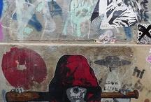 Street art / Grafiti