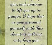 A prayer shawl