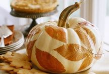 Fall decor / by Hayley Nelson