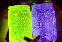 Kids crafts / Fairy jars