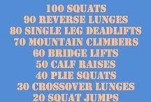 workout / by Leah Hammett