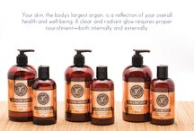 Personal Care & Beauty / Spa products, hair products, skin care products, botanical line, organic, parades-free