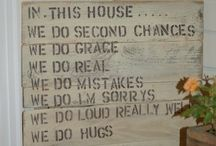 Home Sweet Home / All the stuff I love for the house. / by Bren *****