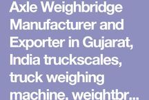 Axle weighbridgte manufacturer and exporters