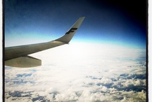 Flights <3 / Just love planes and views from the plane.