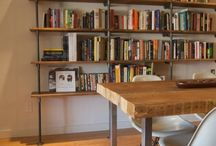 Estante de Livros | Book Shelf