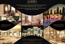 Best Interiors / ALGEDRA Interior design provides a stunning exterior and interior villas designs