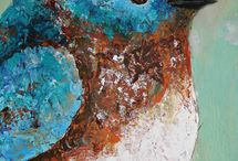 Acryl schilderen