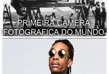Câmeras Fotográficas Antigas