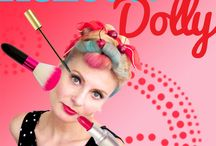 """Become a """"Living Doll"""" - like Lucille Ball / I fell in love with an Amanda Fatherazi brooch and transformed myself into a """"Living Doll."""" The problem is I ended up looking like Lucille Ball."""