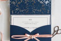 wedding invitations