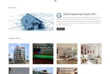 Global Engineering Bureau | Web Project