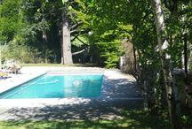 Piscine de la Villa Roassieux