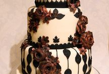 Cakes / cakes decorated