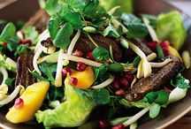 Camp - Salad Ideas / by Karin Krüger-Jubber