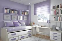 Bedroom ideas / by Dawn Fisher