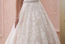 Wedding / Bride-nevesty, dresses- šaty, weding- svatba