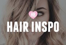Hair Inspo / Giving you ideas on how to style your hair. Start your journey to longer, healthier hair from www.hairburst.com