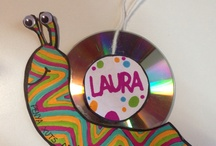 CD- Bastelei
