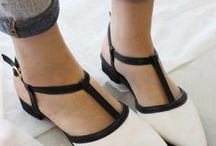 F A S H I O N // Shoes / Every pretty pair of shoes I see.