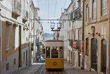 Visions of home / Portugal & Lisbon