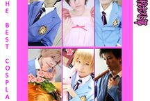 Anime and Cosplay / Anime and cosplay characters