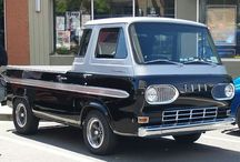 Ford ecoline pick-up