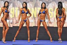 Bikiniklasse / Wettkampfbilder von Damen der Bikiniklasse. Die besten Bodies der Figurklassen, Fitnessklassen und Bikiniklassen.