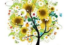 Sunflowers / by Kate Herbert