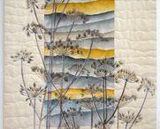 fali képek textilből
