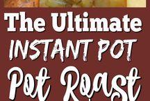 Instant pot recipes I have made