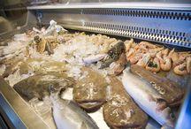 Restaurant / Ristorante Gabbiano: dal 1967, specialità pesce - Gabbiano Restaurant since 1967, fish specialties