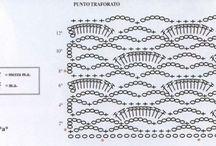 Crochet accessoires