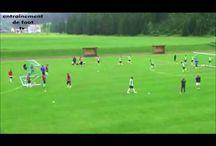 ¡¡ Duelos Fútbol 1x1, 2x2, 3x3... !!