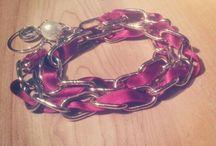 Homemade / Diy accessoires bracelet