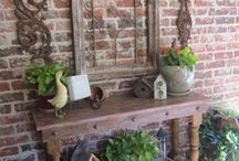 Outdoor decor / by Lee Keller Cuculich