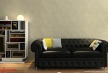 Lola Glamour  / Mueble auxiliar de alta decoración . Muebles que no dejan indiferente a nadie.